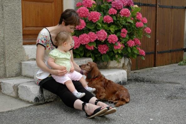 doggreetingchild