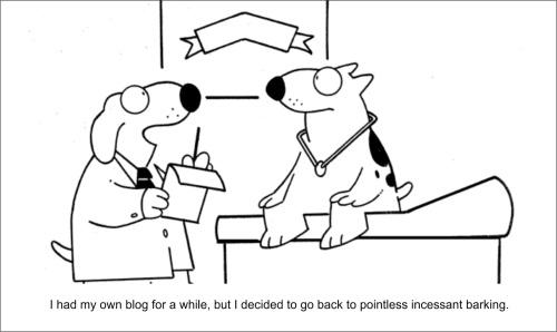 Barking Cartoon