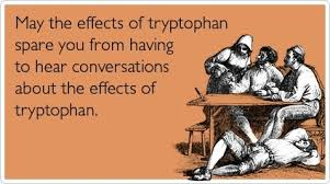 Tryptophan Cartoon