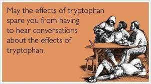 Tryptophan Cartoon