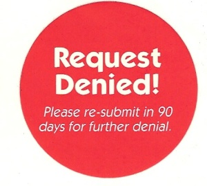 Request Denied