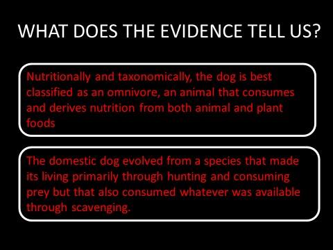 Carnivore Evidence
