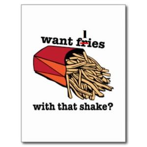 Fries with Shake Mod