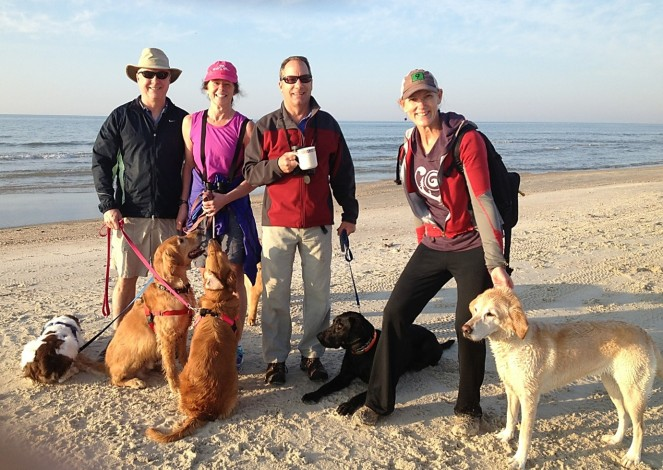 beach-with-karen-bob-and-dogs